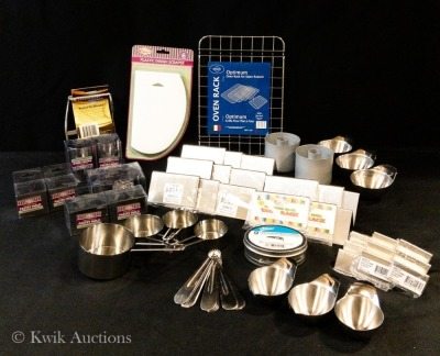 Assorted Bakers / Utensils - 1 Lot - As Pictured