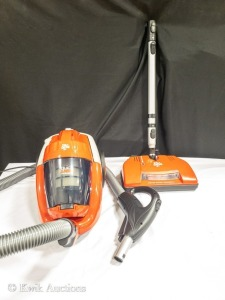 Dirt Devil Quick Power Cyclonic Canister Vacuum