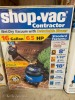 16 Gallon, 6.5 HP Wet / Dry Shop Vacuum with Detachable Blower - 6