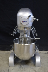 10 qt Planetary Mixer with Guard and Attachments, Omcan 20467