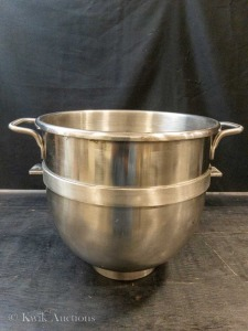 30 QT Stainless Steel Bowl for Mixer