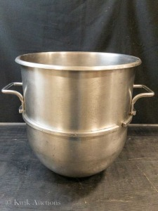 40 QT Stainless Steel Bowl for Mixer