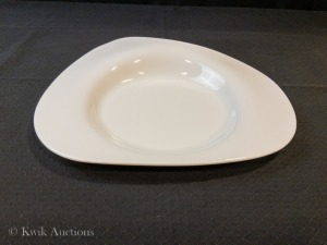 "Chef & Sommelier 12"" Divinity Cloud Plate - 12/Case"