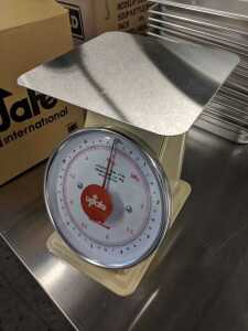 10lb/4.5kg Dial Scale, Update UP-810