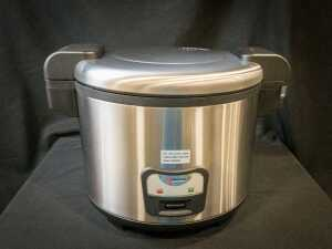 60 Cup Rice Cooker/Warmer, 120 Volt, Omcan 39454